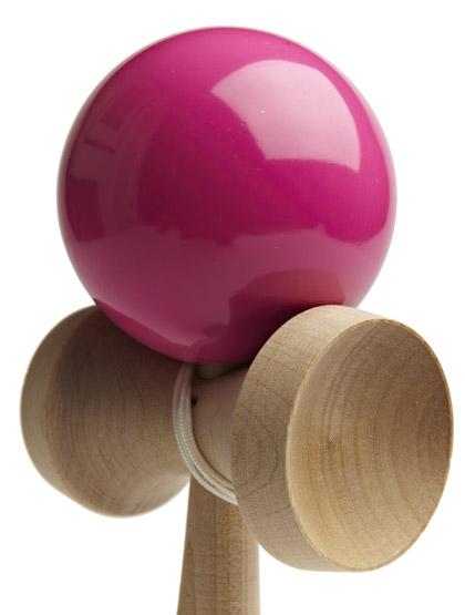 Kendama TK16 Pink Closeup