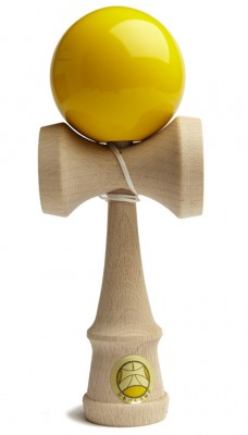 Kendama Ozora Yellow