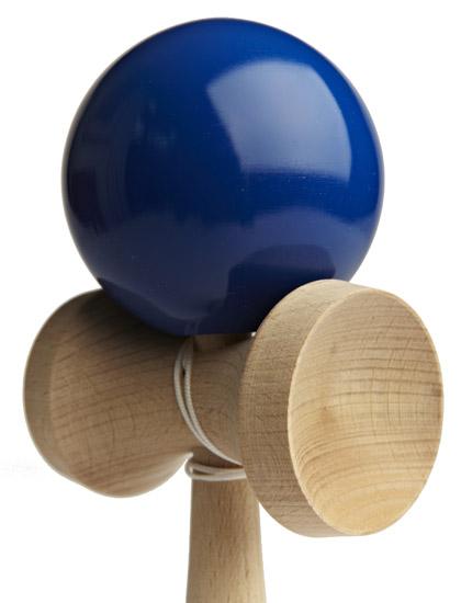 Kendama Ozora Dark Blue Closeup