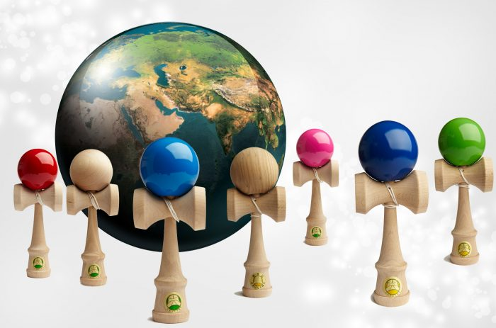 International Shipping available with all Kendama