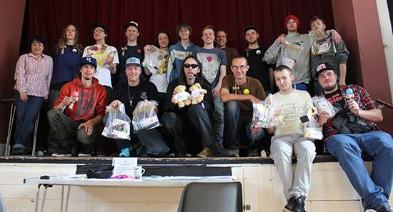British Kendama Open participants