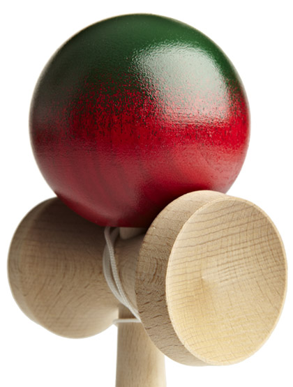 Kendama KDUK Kenapple Closeup