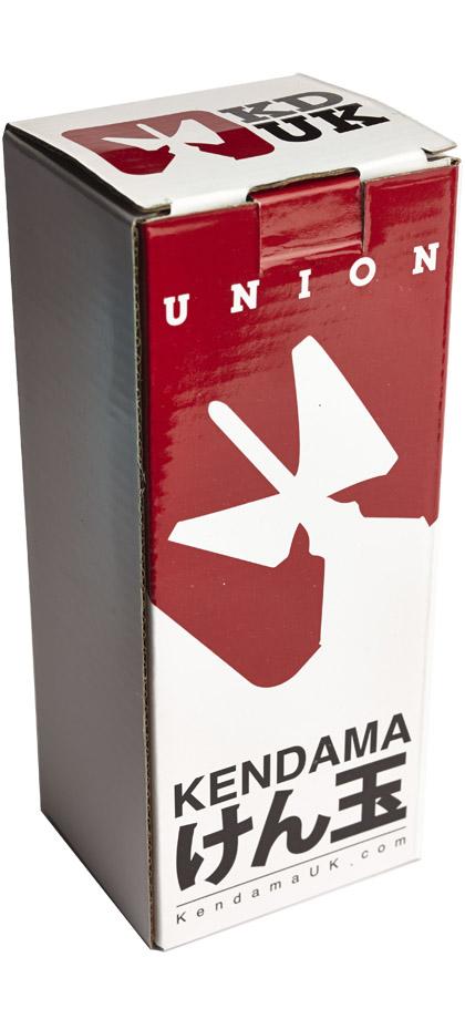 Kendama Union Light Blue Packaging