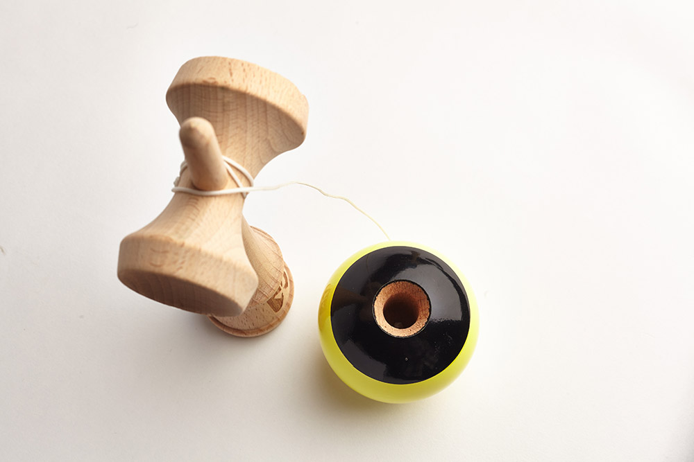New Union Kendama Yellow