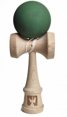 Kendama Union Rubber Green