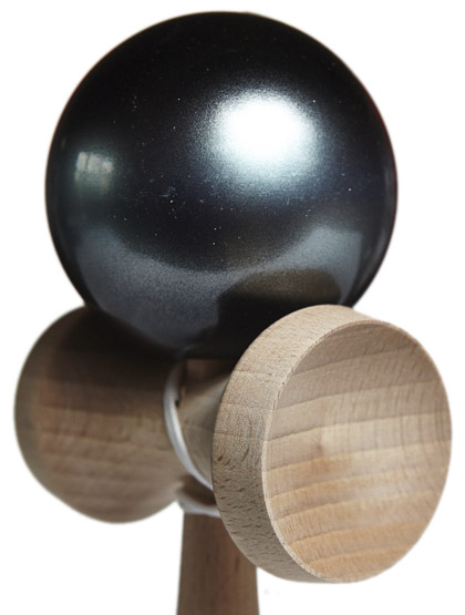 Kendama Ozora Galaxy Blue Closeup